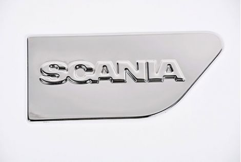Scania - Front wheel