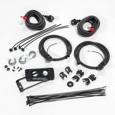 Socket installation kit