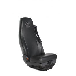1929823 Black, luxury seat, left side