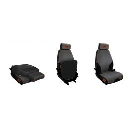 2642236, XT Seat cover, Foldable/Reclining