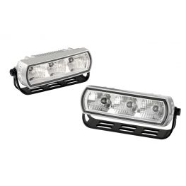 2008003 Kit incl. 2 rectangular lamps,