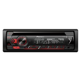 2862343 DEH-S420BT avec syntoniseur RDS, Bluetooth, USB, Aux-in et supporte le contrôle direct d'un iPhone et Android.