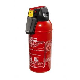 1425970 Fire Extinguisher 2 kgs. English text.