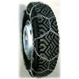 TRYGG Easy Trac Lightweight snow chains.