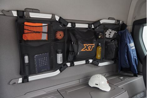 XT Storage nets and bag