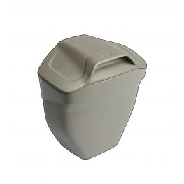 2117011 Waste bin with cover