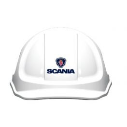 2447116 Helmet with Scania logotype