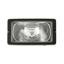 Scania Spotlamps for sunvisor.