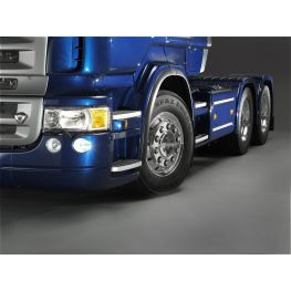 Scania, non driving axle