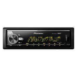 2559448 MVH-X580DABAN com AUX, USB, Bluetooth e rádio DAB+ (sem CD)