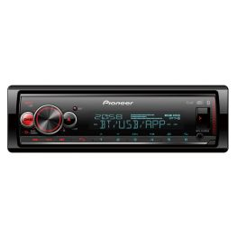 2862365 Radio MVH-S520DABAN z AUX, USB, Bluetooth i DAB+ (bez odtwarzacza CD)
