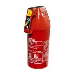 2270526 Fire Extinguisher 2 kgs, French text.
