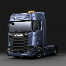2706259 Scania light bar for high roof, long with LED.
