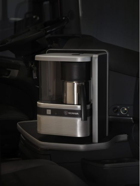 Scania coffee maker