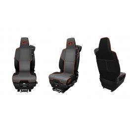 2642239, XT Seat cover Medium Plus LH