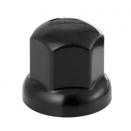 2051176 Black plastic with glossy finish