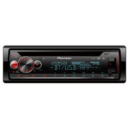 2862344 DEH-S720DABAN com AUX, USB, Bluetooth, CD e rádio DAB+