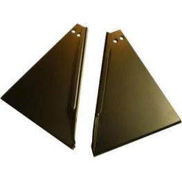 2558006. Bracket for Federal Signal roof warning systems.